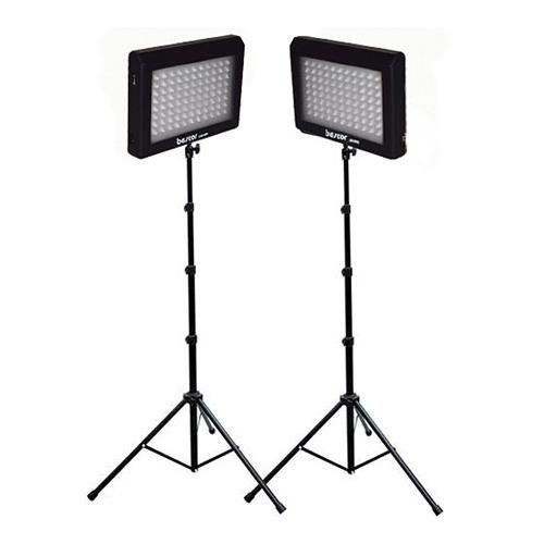 Bescor LED-9DK2 Dual LED Light Kit