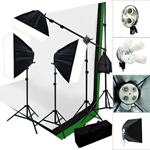 Loadstone Studio Lighting Kit WMLS0882